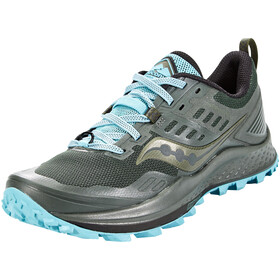 saucony Peregrine 10 Shoes Women pine/marine